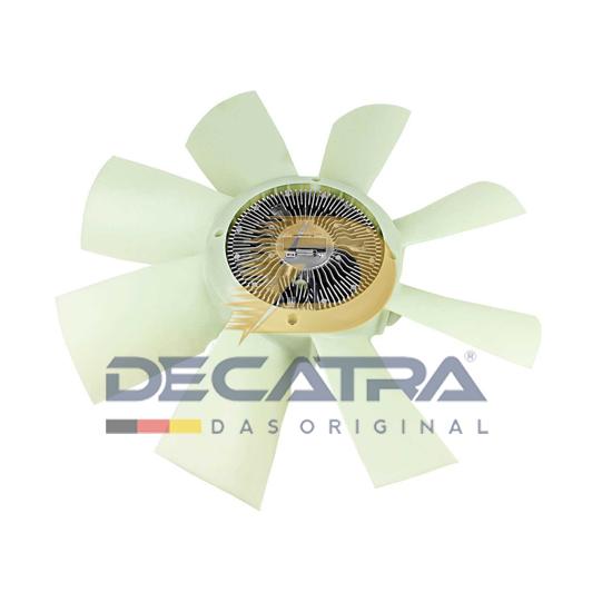 1392261 – 1393424 – 8MV 376 728 – 371 – Fan clutch
