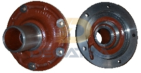 1656121 – Cover – Clutch Housing