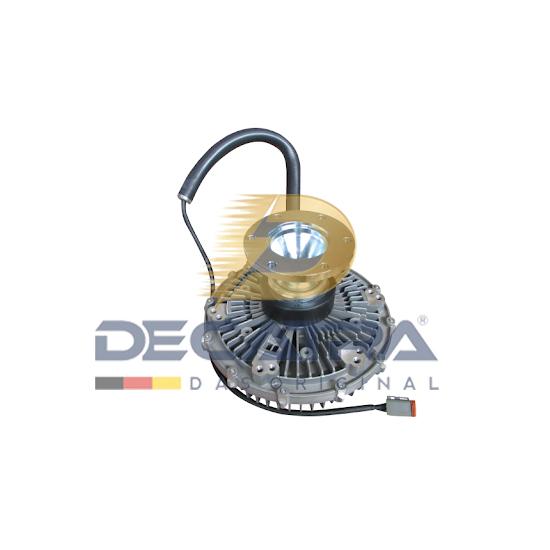 51066300115 – 51.06630.0076 – 51.06630.0108 – Fan clutch