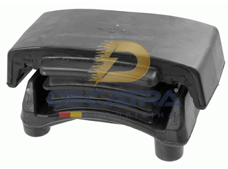 81.96210.0555 – 81.96210.0548 – 2V5 511 149 – Rubber Mounting
