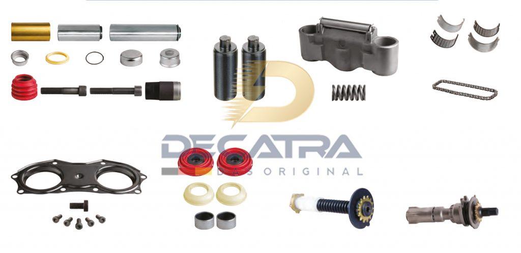 Actros BPW Caliper Repair Kit Set Complete (Old Set) D301.02.003