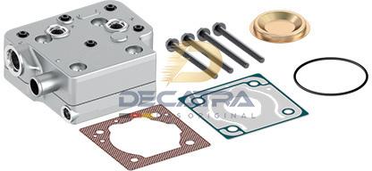 Cummins 4936226 – Wabco 9111539202 – Wabco 911 153 920 2 – Cylinderhead, Compressor