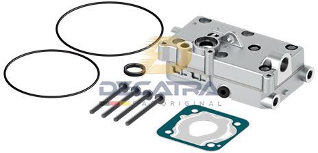Volvo 85104248 – Wabco 4123529202 – Wabco 412 352 920 2 – Cylinderhead, Compressor