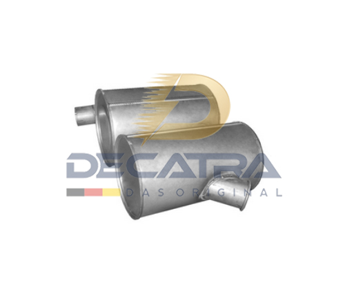 41020596 – Exhaust Silencer of IVECO